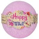 """Бурлящий шар Happy """"Счастье - это так просто"""", 130 г"""