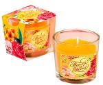 Свеча арома в стакане, Тепла и уюта
