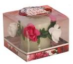 Подарочная свеча Для тебя!, 7 х 7 см
