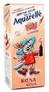 Детская зубная паста со вкусом колы Aquarelle kids, 50 мл