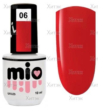 MIO Гель-лак №006, 10 мл