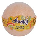 """Бурлящий шар Happy """"Оранжевое настроение"""", 130 г"""