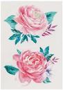 """Наклейки-переводные тату """"Roses"""", 14 × 21 см"""