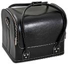 Сумка-чемодан черная