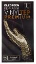 Перчатки Elegreen VIinyltep Premium, размер L, 100 шт