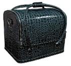 "Сумка-чемодан ""Crocodile"" темно-синяя"