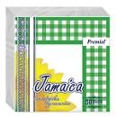 Premial jamaica Салфетки косметические 1-слойные подсолнух, 50 шт