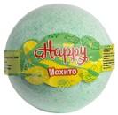 "Бурлящий шар для ванн Happy ""Мохито"", 130 г"