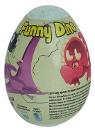 Детское бурлящее яйцо с растущим динозавром Funny dino, 130 г
