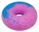 """Гейзер для ванны """"Чернично-малиновый пончик"""", 140 г"""
