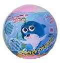Детский бурлящий шар с растущей игрушкой My little friends, 130 г
