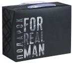 """Пакет—коробка """"Подарок"""", 23 × 18 × 11 см"""